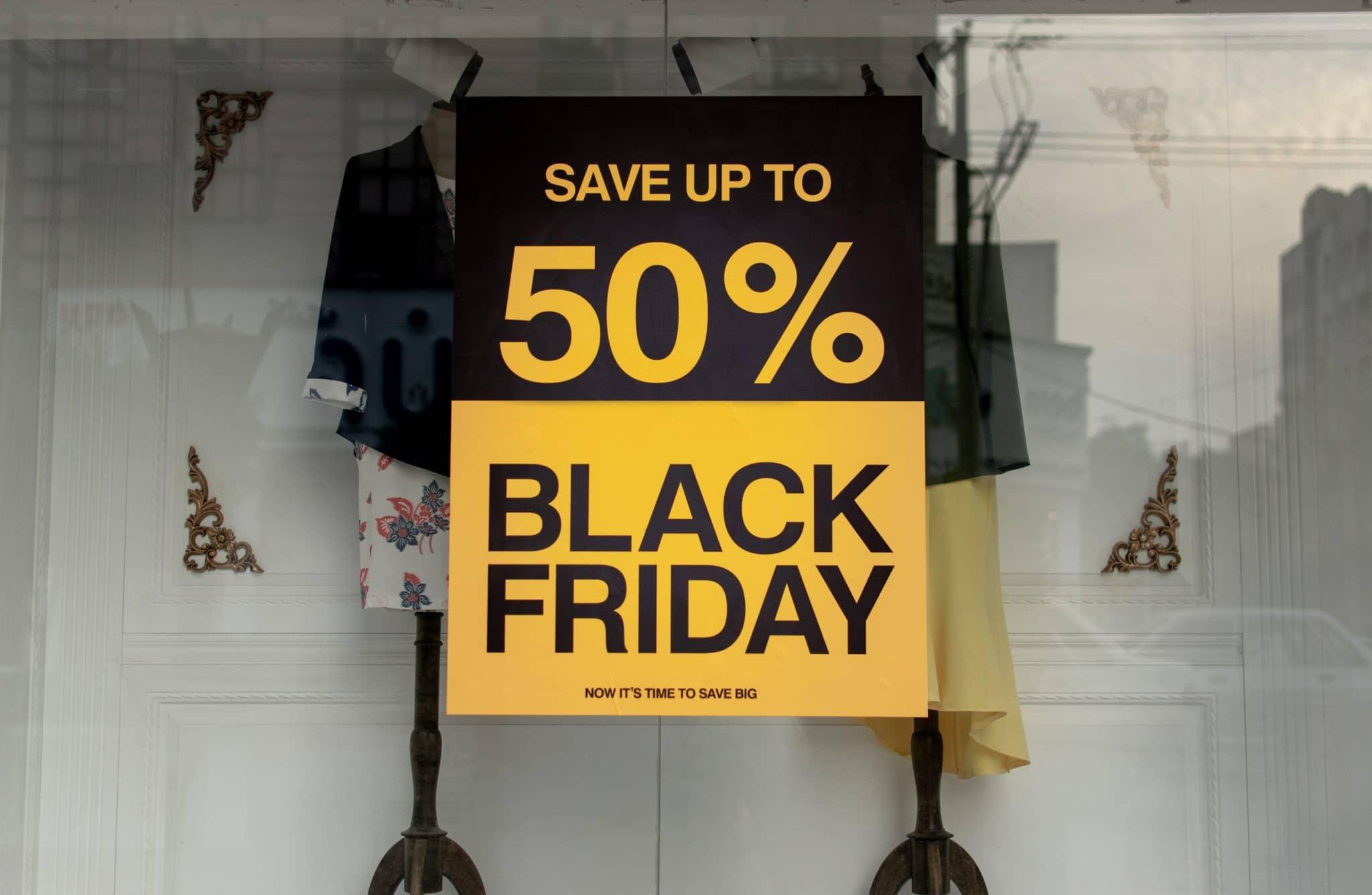 Klantenservice ondersteuning voor Black Friday